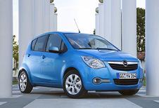 Opel Agila 1.0 Enjoy ecoFLEX