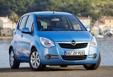 Opel Agila 1.0 ecoFLEX start&stop Enjoy