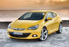 Opel Astra 3p 1.6 CDTI 110 ecoFLEX Enjoy