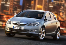 Opel Astra 5d 2.0 T OPC