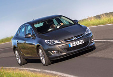 Opel Astra Sports Sedan 1.7 CDTI 110 ecoFLEX Enjoy