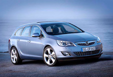Opel Astra Sports Tourer 1.4 T 120 Cosmo (2010)
