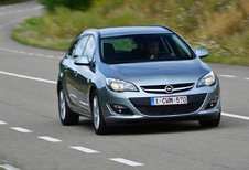 Opel Astra Sports Tourer 1.6 CDTI 100kW ecoF. S/S Design Edition