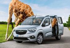 Opel Combo Life 5p