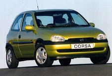 Opel Corsa 3d