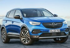 Opel Grandland X 1.2 Turbo S/S AT8 Ultimate (2021)