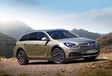 Opel Insignia Sports Tourer 2.0 CDTI 163 ecoFlex (2013)