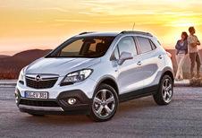 Opel Mokka 1.4 T 4x4 Cosmo (2012)