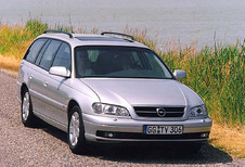 Opel Omega Break 2.2 Design Edition (1999)
