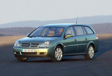 Opel Vectra Break 1.9 CDTI 88kW Elegance (2003)