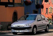 Peugeot 206 5p 1.4 75 Enfant Terrible (1998)