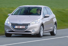 Peugeot 208 5p 1.4 HDI 50KW Style (2014)