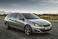 Peugeot New 308 SW 1.6 HDI 68kW Active (2014)