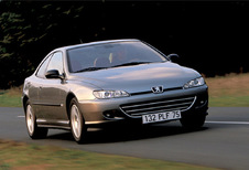 Peugeot 406 Coupé 2.2 HDi Pack Ultima Edizione (1997)