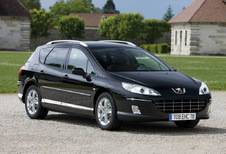 Peugeot 407 SW 1.6 HDi Confort Pack (2004)