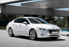 Peugeot 508 2.0 HDi 136 Euro 6 Active