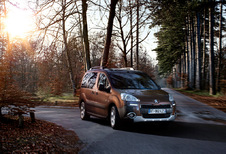 Peugeot Partner Tepee 5p 1.6 E-HDI 68kW S/S Style