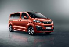 Peugeot Traveller 4p