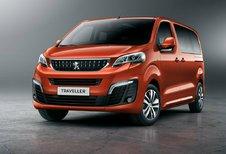 Peugeot Traveller 4d