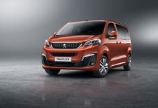 Peugeot Traveller 5d