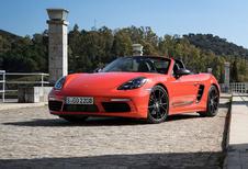 Porsche 718 Boxster 2.5 Boxster S