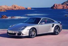 Porsche 911 Turbo S (2006)