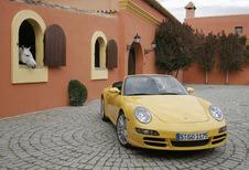 Porsche 911 Cabriolet Carrera 4 GTS
