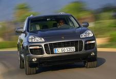 Porsche Cayenne 4.8 V8 GTS Porsche Design Edition 3