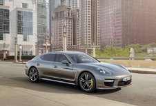 Porsche Panamera 4.8 Turbo Executive