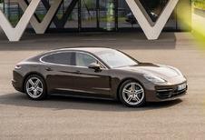 Porsche Panamera 2.9 4S (2021)