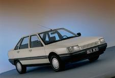 Renault 21 2.1 TD (1987)