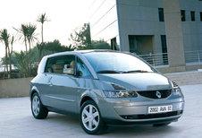 Renault Avantime 2.2dCi Expression (2001)