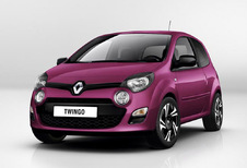Renault Twingo 3p 1.2 16V Quickshift Exception