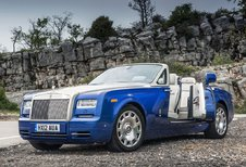 Rolls-Royce Phantom Convertible