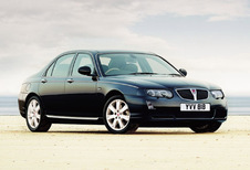 Rover 75 2.0 CDTi Sterling (1999)