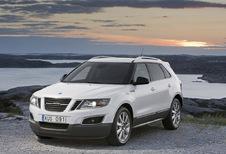 Saab 9-4X 2.8T V6 XWD Aero
