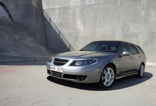 Saab 9-5 Sport Hatch 2.3t Vector (2005)