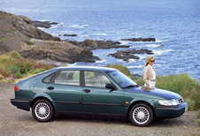 Saab 900 CD Turbo 16v (175ch) (1993)