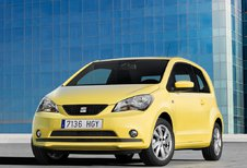Seat Mii 3p 1.0 50kW CNG Chic