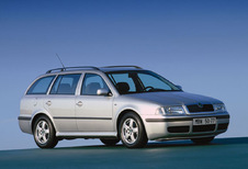 Skoda Octavia Tradition Combi