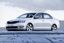 Skoda Rapid 1.6 CRTDI 66kW Ambition GreenTec (2014)