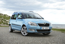 Skoda Roomster 1.2 CR TDI 55kW Ambition