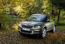 Skoda Yeti 2.0 CRTDI 110kW 4X4 Ambition Outdoor (2016)