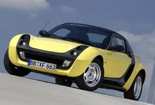 Smart Roadster 2p Roadster Brabus (2003)