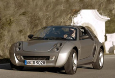 Smart Roadster 3p Roadster-Coupé 60kW (2003)