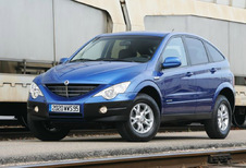 Ssangyong Actyon A200 XDi 4WD (2006)