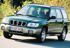 Subaru Forester 2.0 LX (2000)