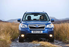 Subaru Forester 2.0D Luxury Plus (2013)