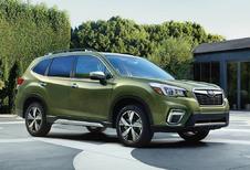 Subaru Forester 2.0i-S e-BOXER Premium CVT AWD (2020)