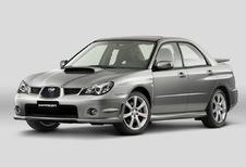Subaru Impreza 4p 2.5 WRX (2005)